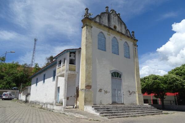 Igreja Nossa Senhora da Penha - Santa Cruz - Aracruz - ES - Opy Imagens