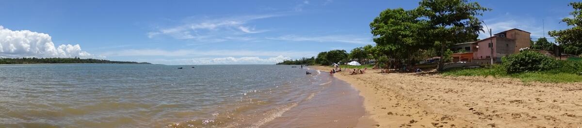 Praia de Santa Cruz - Santa Cruz - Aracruz - ES - Opy Imagens