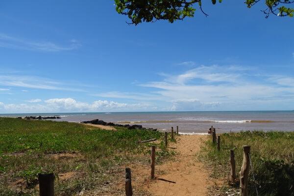 Praia dos Padres - Aracruz - ES - Opy Imagens