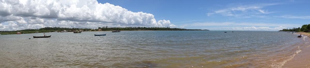 Rio Piraquê Açu - Cenas gerais - Aracruz - ES - Opy Imagens