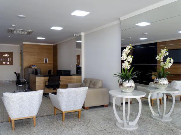 Bitti Hotel - Recepção