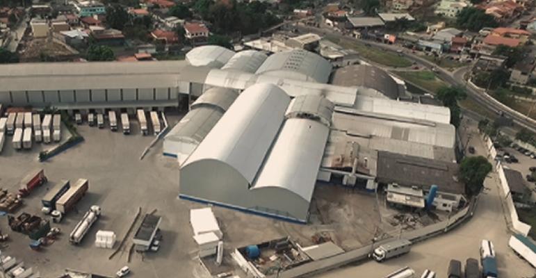 Carta Fabril inicia obras de fábrica em Aracruz/ES