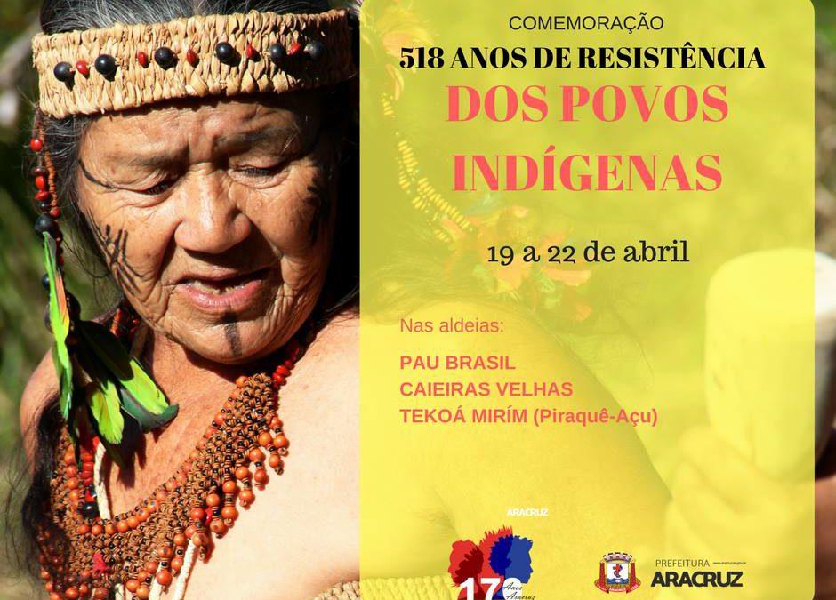 19 de abril: povos indígenas celebram 518 anos de resistência com programação em aldeias